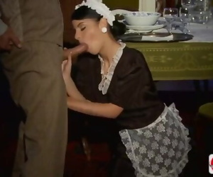 Maid Sexually Indulges his..